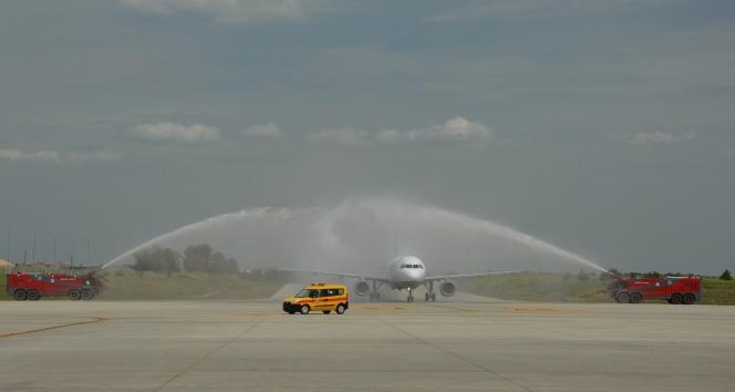 Diyarbakırdan KKTCye direk uçuşlar başladı