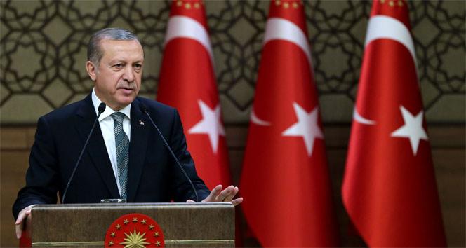 Cumhurbaşkanı Erdoğandan Kayserideki hain terör saldırısına ilişkin açıklama