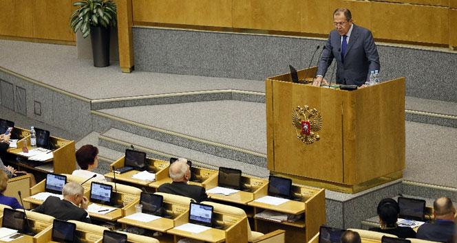 Lavrov: Esad müttefikimiz değil