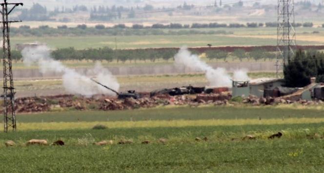 TSKnın cevabı sert oldu: DEAŞ üyesi 5 terörist öldürüldü