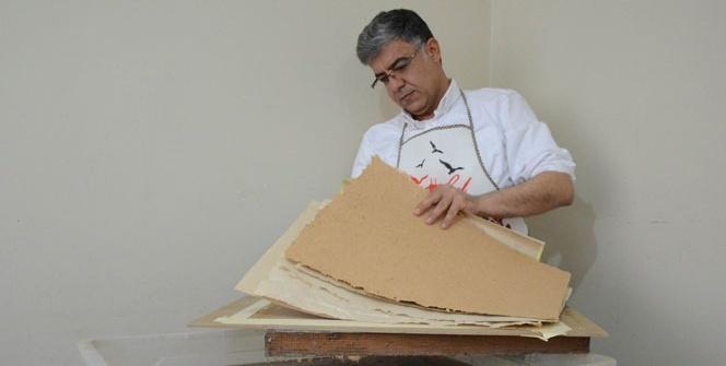 Bu kağıtlar 600 yıla meydan okuyor