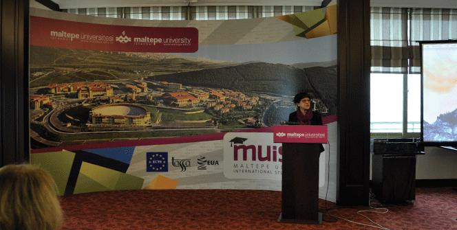İnsan ve mekân konulu uluslararası kongre Maltepe Üniversitesi'nde başladı