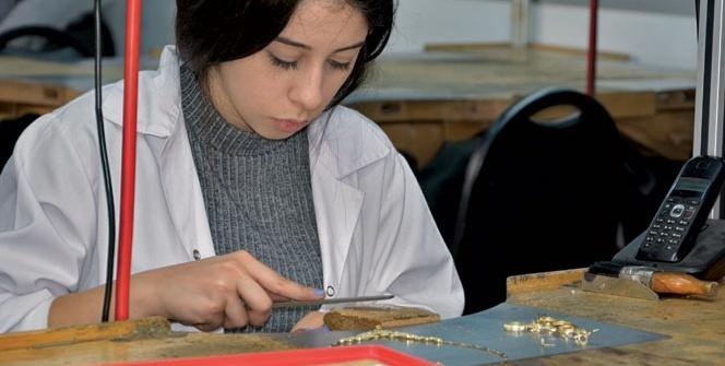 Mücevher sektöründe tasarımdan üretime en değerli yolculuk