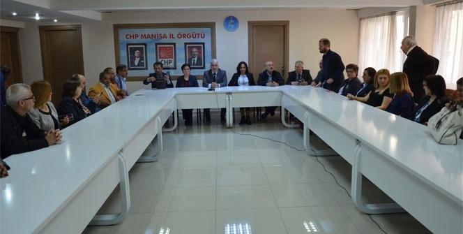 CHP'den Davutoğlu açıklaması