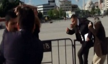 Can Dündar'a silahlı saldırının görüntüleri ortaya çıktı