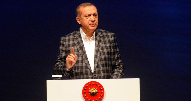Erdoğan: İşçiyi koruyacak önlemleri almayarak kazanç olmaz