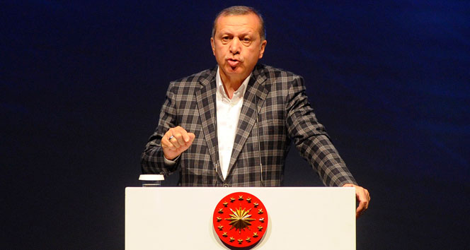 Cumhurbaşkanı Erdoğandan Avrupaya sert sözler