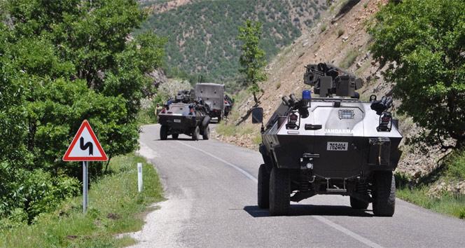 Nazımiyede bazı köy ve mezralarda sokağa çıkma yasağı ilan edildi