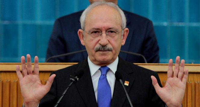 Kılıçdaroğlu: Yargılamalar hukuk içinde kalınarak yapılmalı