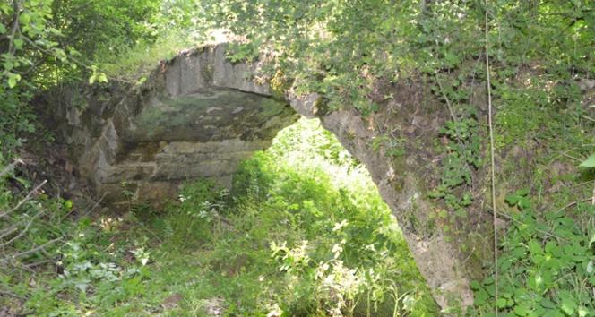 Bursada 2 bin yıllık köprü bulundu