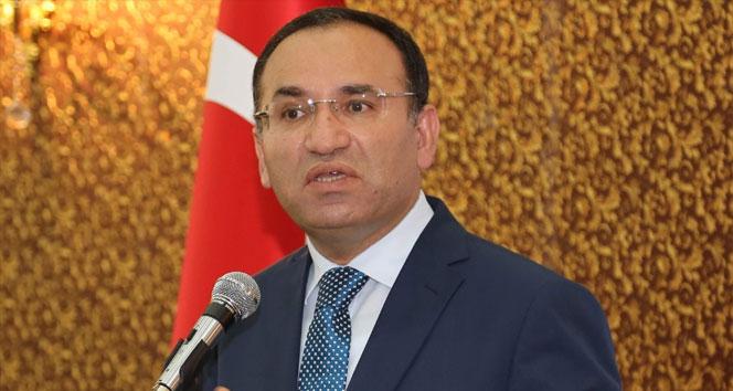 Adalet Bakanı Bozdağ: Gülen, Humeyni gibi dönecekti