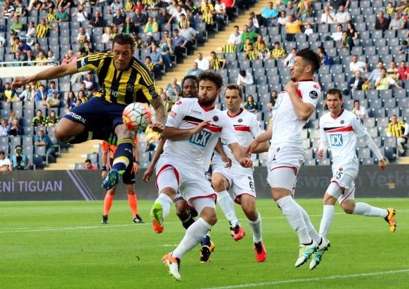 Fenerbahçe 2 Gençlerbirliği 1 (Maç özeti)