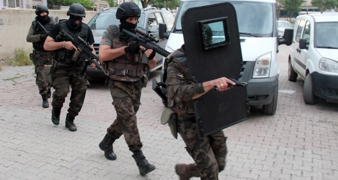 IŞİDin üst düzey sorumlusu yakalandı