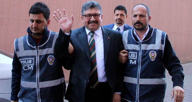 İş adamı Hacı Boydak tahliye edildi