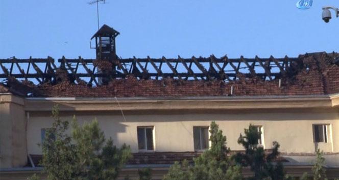 Ankara Numune Hastanesindeki yangının sebebi belli oldu