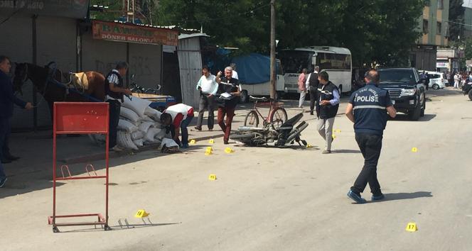 Adanada terör saldırısı: 1 şehit