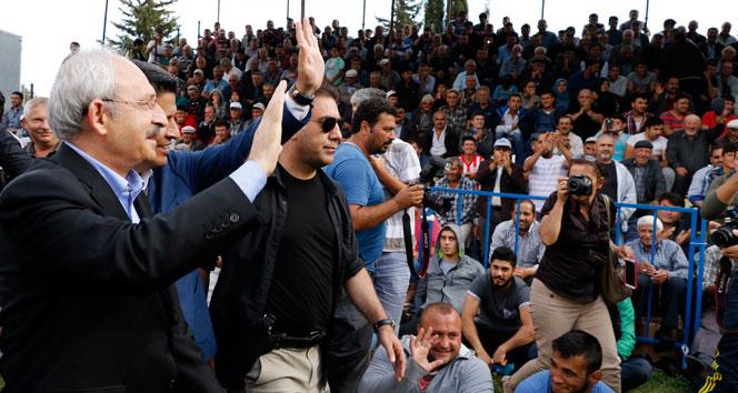 Kılıçdaroğluna er meydanında yuh şoku
