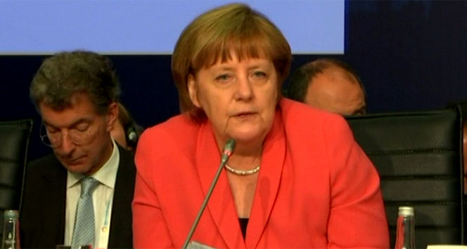 Merkelden İncirlik açıklaması