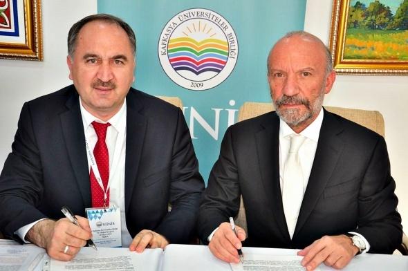 Yakın Doğu Üniversitesi'nden Kırgızistan'da Akademik İşbirliği