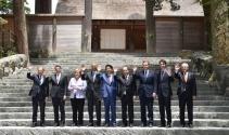 G7 Zirvesi Japonyada başladı