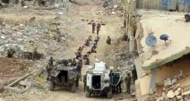 Nusaybinde 44 terörist daha teslim oldu