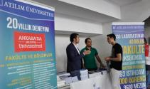 """""""LYS Öncesi Moral Bul"""" etkinlikleri Sinan Erdem Spor Salonu'nda yapıldı"""