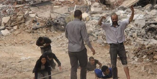 Teslim olan teröristlerden çarpıcı açıklamalar
