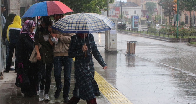 26 Haziran 2016 yurtta hava durumu