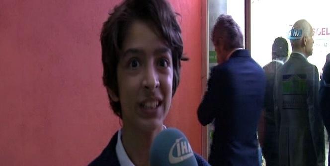 Ömer Efe Kayıcı: 'Hedefim olimpiyatlarda mücadele etmek'