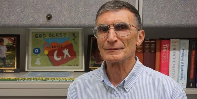 Aziz Sancar: 'Neden Nobel almıyorsun diye ailemden baskı oldu'