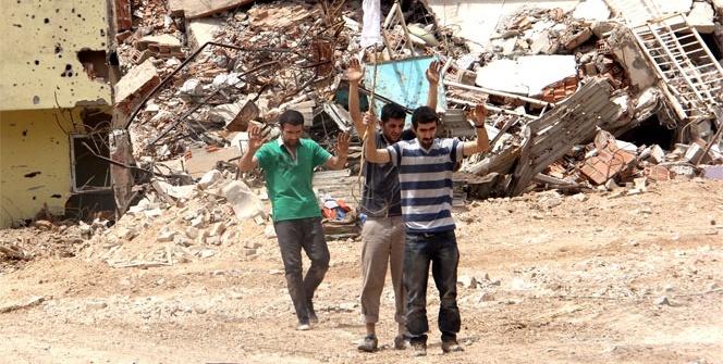 Nusaybin'de üç terörist daha teslim oldu