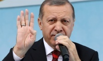 Cumhurbaşkanı Erdoğana, Brükselde sevgi gösterisi