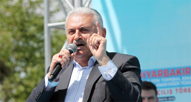 Başbakan Binali Yıldırımdan flaş Mardin açıklaması