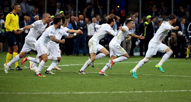 Avrupanın en büyüğü Real Madrid!
