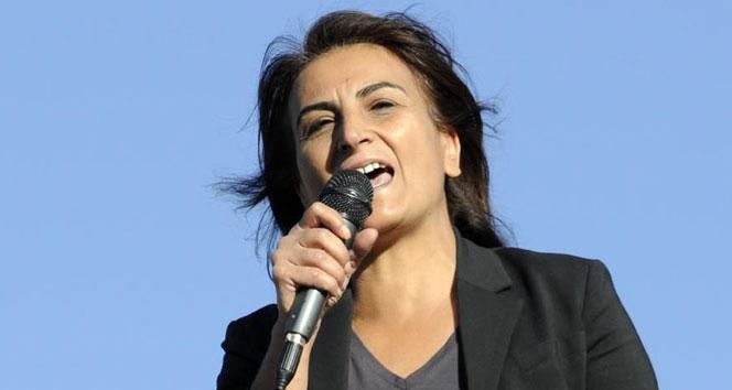 HDPli Aysel Tuğluka hapis cezası