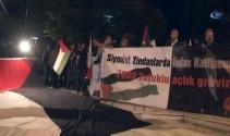 Mavi Marmara saldırısı 6. yılında protesto edildi