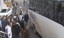 'Madenden çıkmama' eylemini sonlandıran işçiler polisevinde