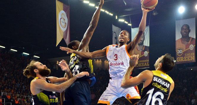 Galatasaray seriyi 2-1e getirdi