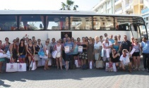 Belçikanın 50 seyahat firması Türkiyeyi güvenli buldu
