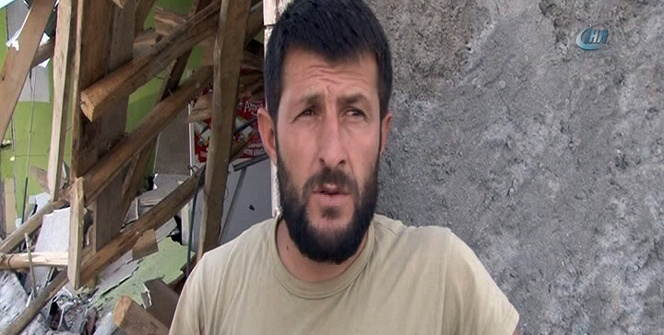 Teröristlerle çatışmaya giren kahraman korucu İHA'ya konuştu