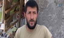 Teröristlerle çatışmaya giren kahraman korucu İHAya konuştu