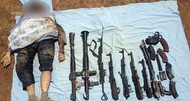 PKKnın sözde Nusaybin sorumlusu öldürüldü