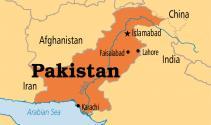 Pakistan'da canlı bombalı saldırı: 12 ölü, 35 yaralı