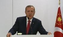 Erdoğan, muhalefet partilerine yanıt verdi