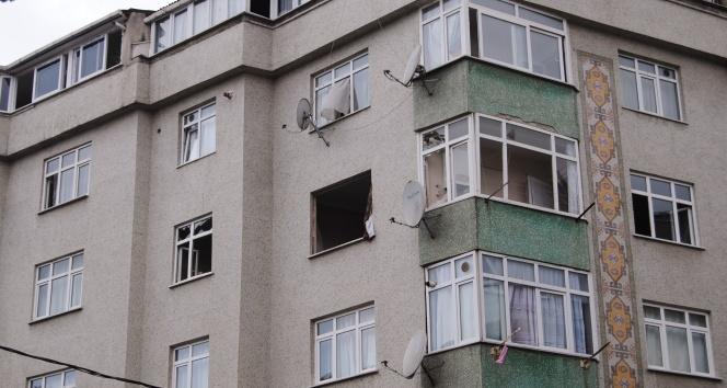 Gaziosmanpaşada patlama: 4 yaralı