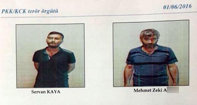 PKKnın üst düzey ismi yakalandı