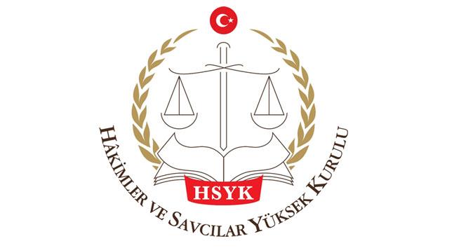 HSYKdan flaş karar! 543 hakim ve savcı...