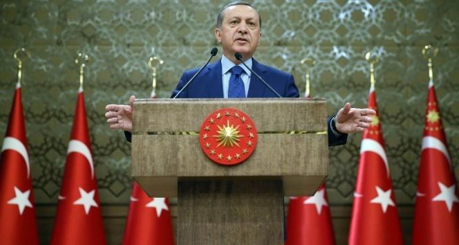 Erdoğan: Milletimin iradesine havale ediyorum