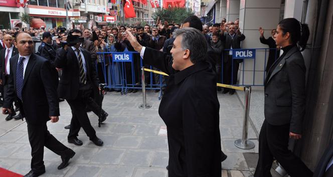 Abdullah Gülü yıkan şehit haberi!