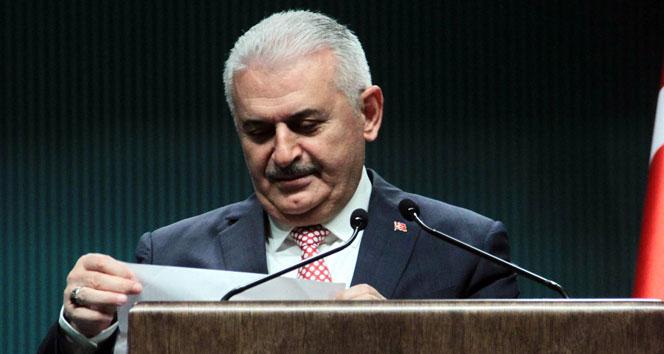 Başbakan Yıldırım ekonomi paketini açıkladı!